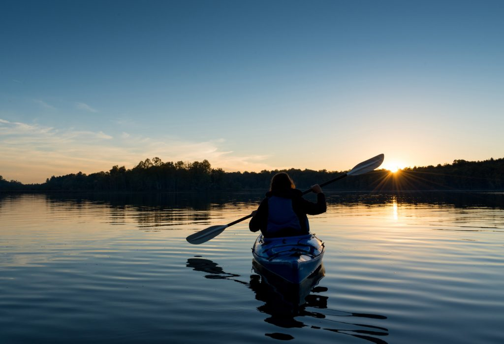 Prevent the Kayak from Capsizing